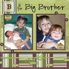 9-7-07 B is for Big Brother