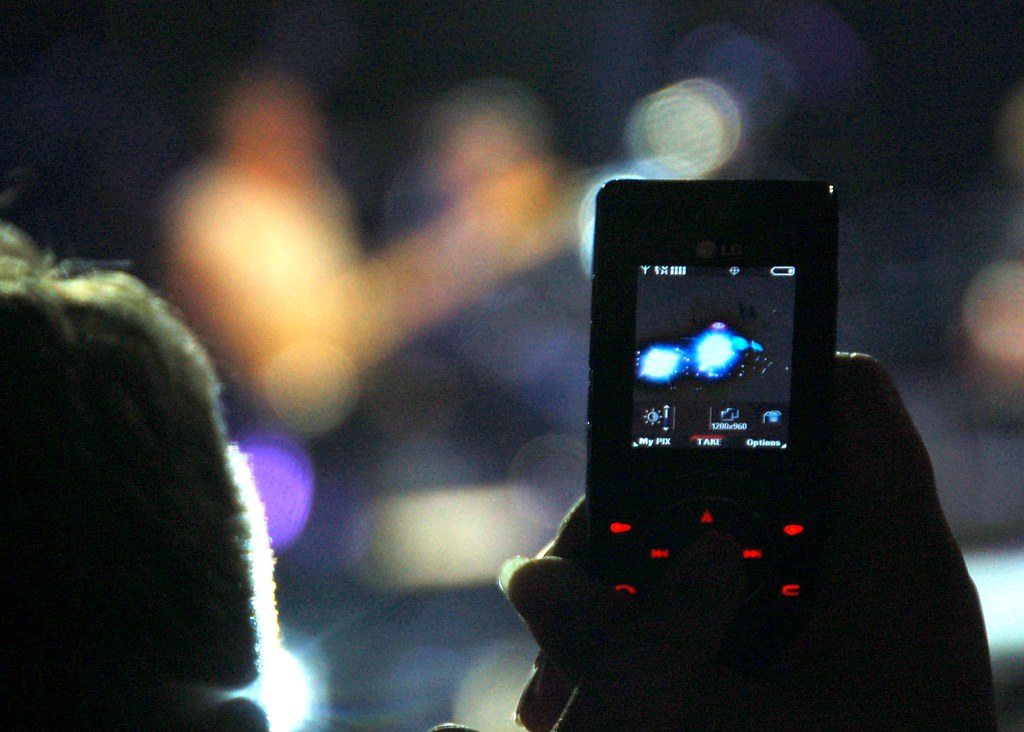Cell Phones Everywhere