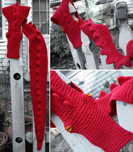 Fo Dragon Scarf Savannahchik
