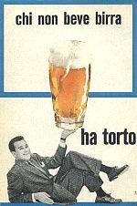chi non beve birra