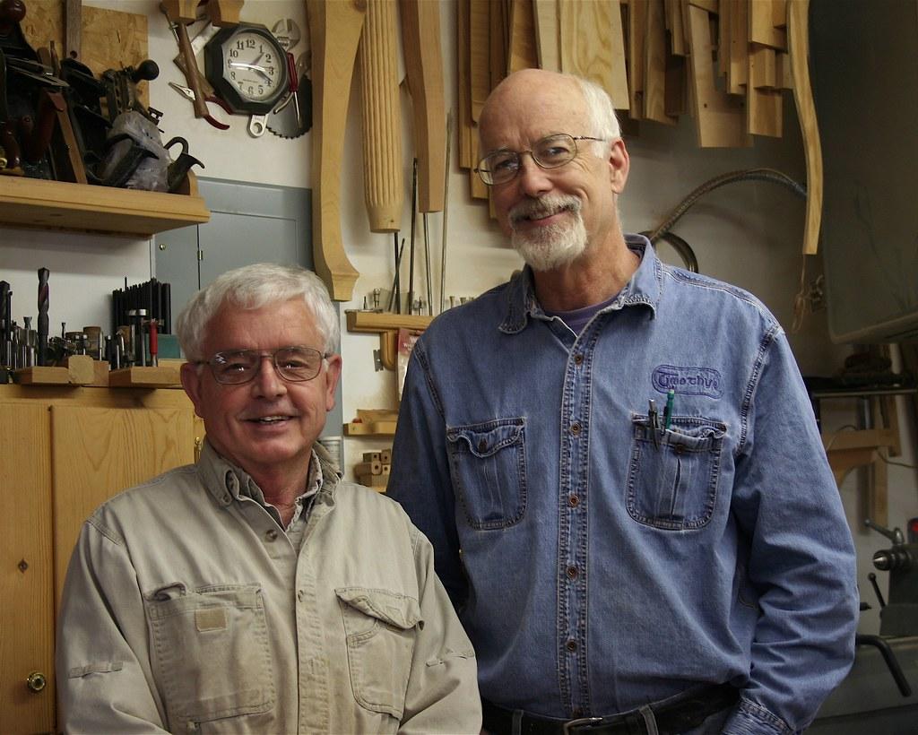 Dave Carlson & Tim Carney