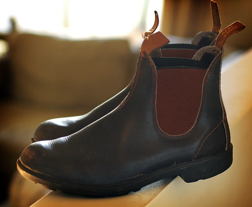 Blundstone Boots, They Hurt Your Feet But You Keep Wearing Them Anyway