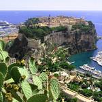 Monaco Ville on the Rocks!