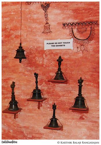 Untoucha-bells