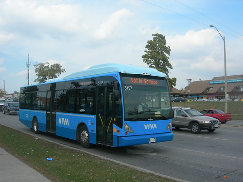VIVA Bus - YRT - York Region Transit Bus | Flickr - Photo Sharing!