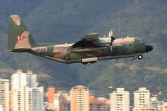 Hercules (jkaiser's) Tags: canon airplane venezuela aircraft aviation caracas fav lockheed hercules c130 venezolana aerea fuerza xti 400d fuerzaaereavenezolana