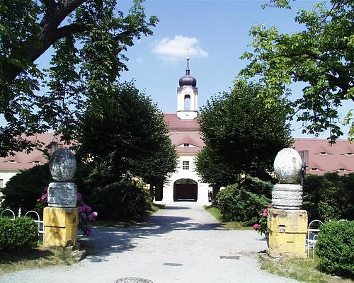 M�rchenlesung im Schloss Rammenau