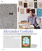 Alexander Gorlizki in ELLE Decor