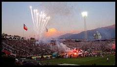 Campeon Clausura 2007 (j O r G e           C r I s T o B a L) Tags: chile football soccer futbol cacique campeon clausura estadiomonumental colocolo garrablanca tetracampeon