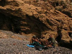 Playa Sola (AzmodaN) Tags: aguadulce