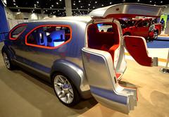 Concept Van (aarmono) Tags: color ford car digital sandiego autoshow concept