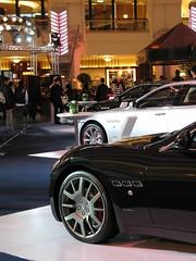 Maserati 車陣