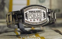 Corum World Series of Poker Bracelet 2007