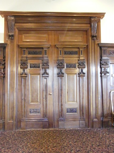 Interior Hunt Room Doors