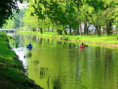 Kayaking the Delaware & Raritan Canal