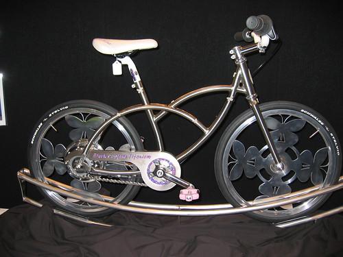 Roark custom titanium