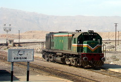 Aab-e-Gum. (Commoner28th) Tags: railroad pakistan people terrain mountains travelling tourism water station traffic tracks railway signals transportation area geography ahmed bolan csa agha quetta waseem commoner baluchistan jalalspagespakistan kommoner commoner28th