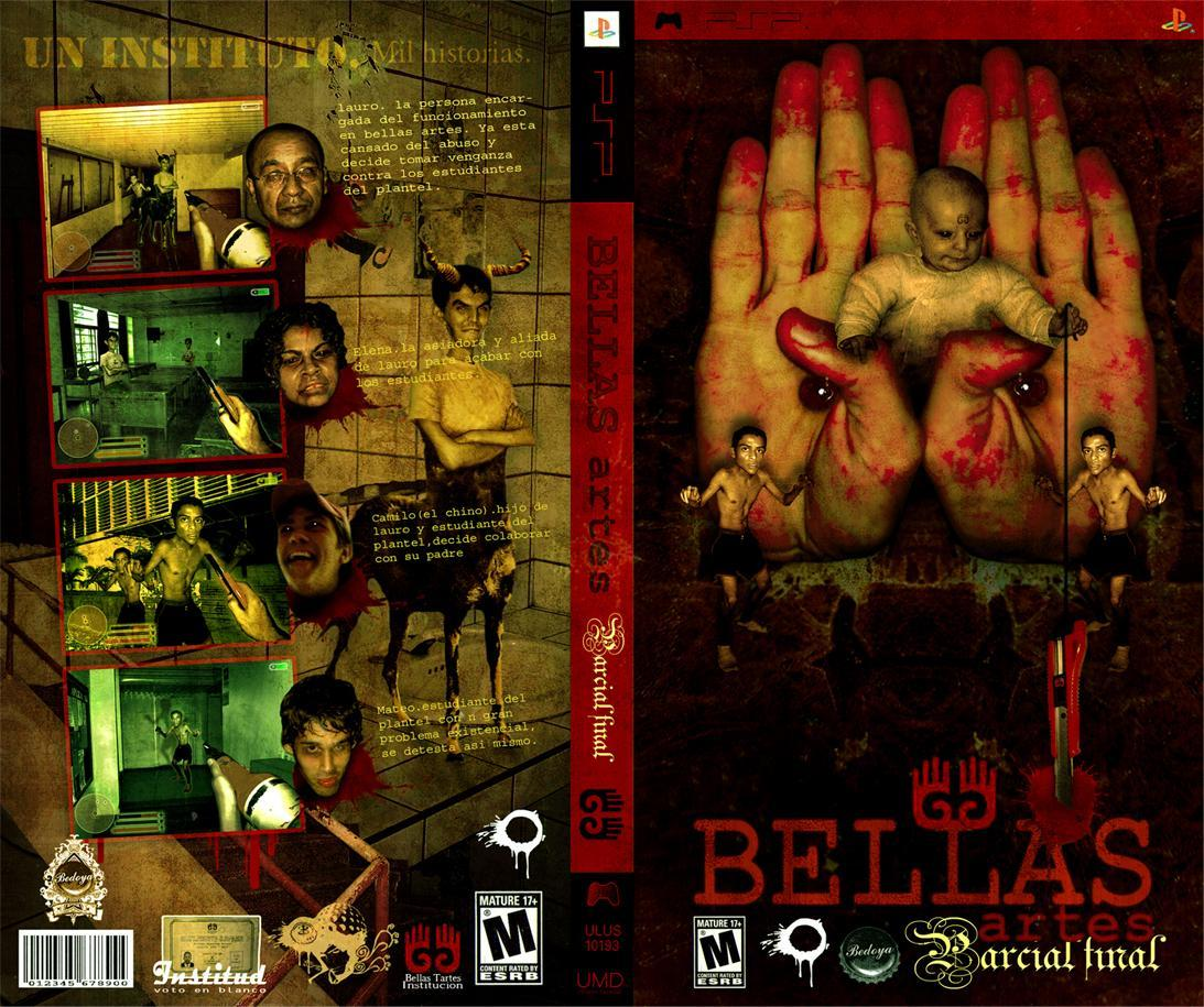 bellas artes (the game)