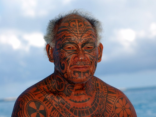 Reti · Tamurè · Seconda pelle - Polynesia Tattoo