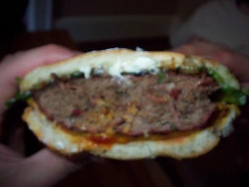 bacon burger 1