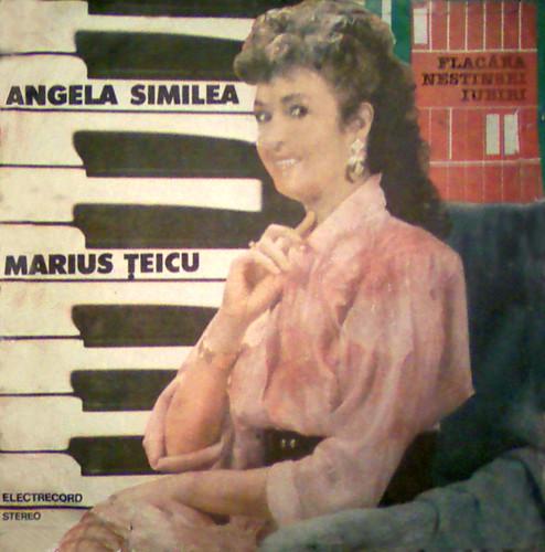 Angela Similea si Marius Teicu
