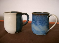 Winter Mugs 1 and 2