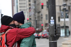 Make out on Michigan (not me.)