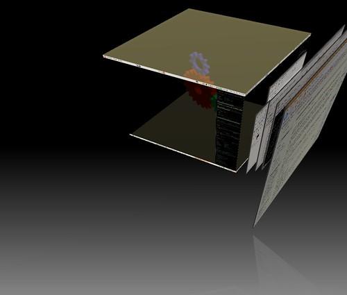 Hardy - 3D desktop effektek