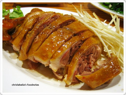 台灣鵝肉食堂煙燻鵝肉