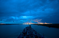 000 True (OneEighteen) Tags: blue dawn marine ship baytown houston maritime nautical refinery pilot shipchannel 000