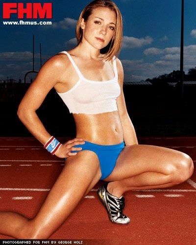 Jenny Adams Sprinteuse USA