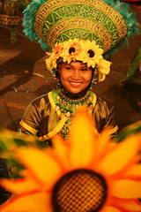 Pintaflores Festival (Ravemaster (*Enjoying the vacation trip!!!*)) Tags: flowers light tourism hail festival dance colorful fiesta god philippines jesus contest pride grace manila festivity 2008 pintaflores grandest aliwan
