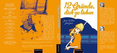 12 REASONS WHY I LOVE HER German cover