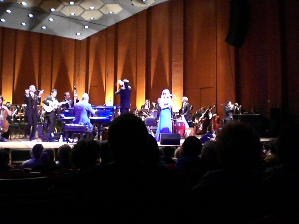 Pink Martini @ Jones Hall