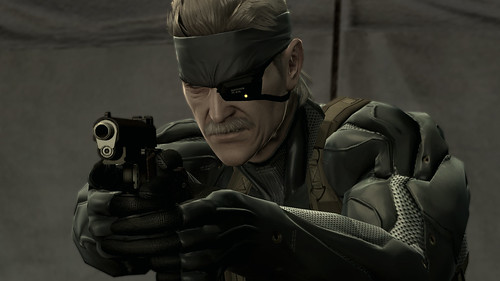 Two Weeks til Metal Gear Solid 4
