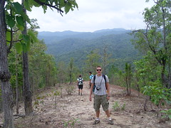 Thailand Jungle (Krystal & Erik) Tags: trek thailand hike mai jungle chiang