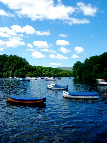 Balmaha Boats