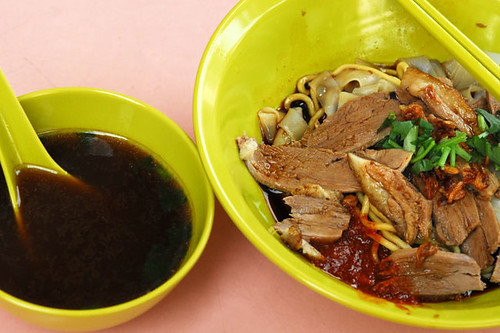 Braised Duck noodles - DSC_1852