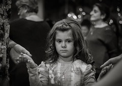 Humility (Pavel Valchev) Tags: child christ religion humility girl parents sony af lens portrait sal50f18 slt a57 sonyalpha wideopen