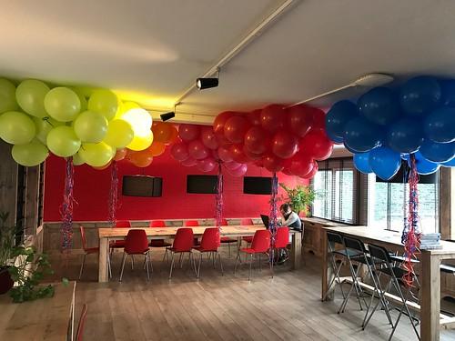 Heliumballonnen My College Spijkenisse