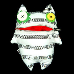 Zippy - Toco Junk Plush Doll