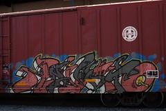 Knistt (All Seeing) Tags: graffiti zee bnsf rxr fgs gtl knistto