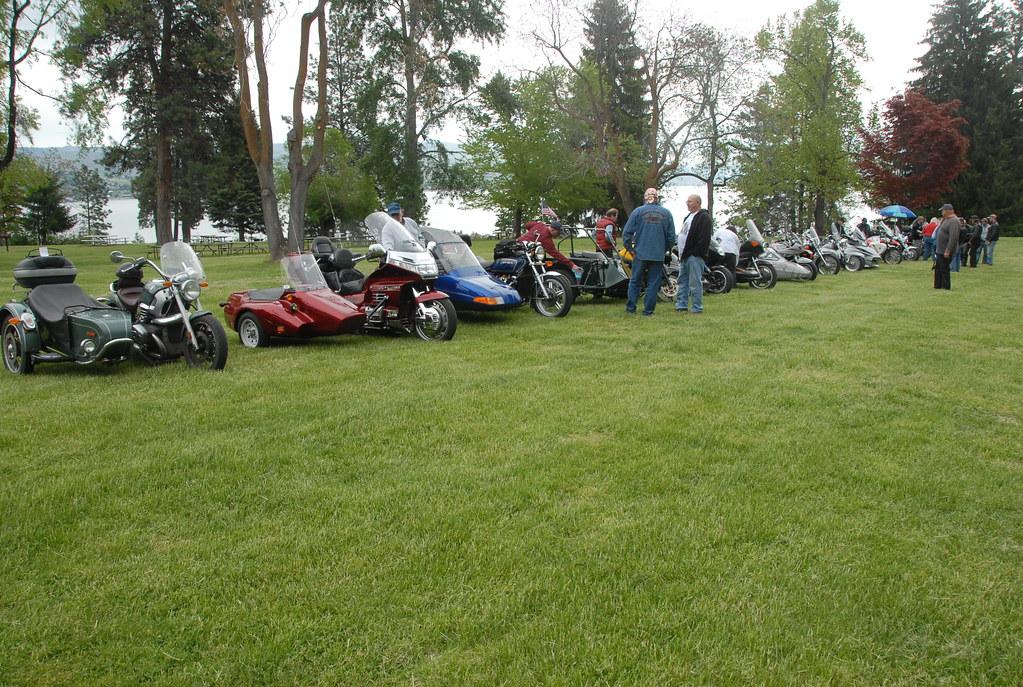 Chelan Sidecar Rally 2011.