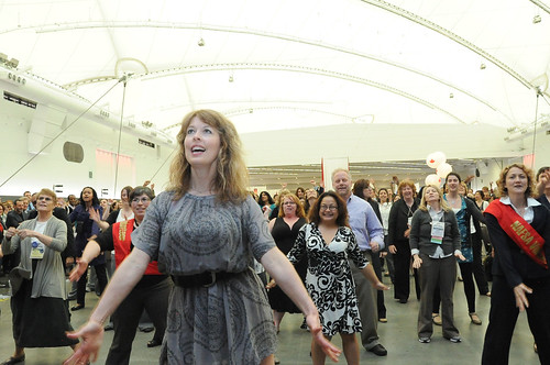 NAFSA Flash Mob