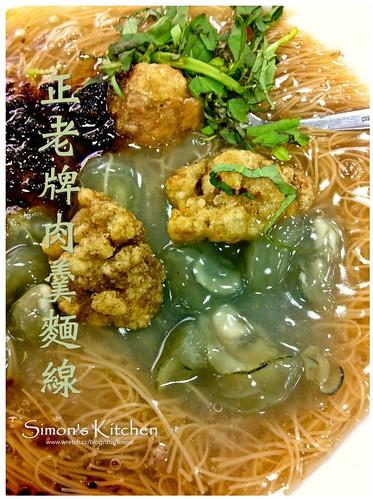 20140307正老牌麵線糊+南台中臭豆腐-3
