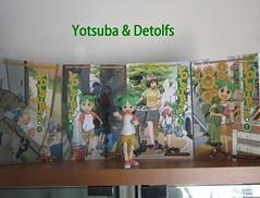 Yotsuba & Detolfs (aka_ugly) Tags: yotsuba