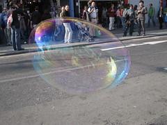 Bubbles in Camden