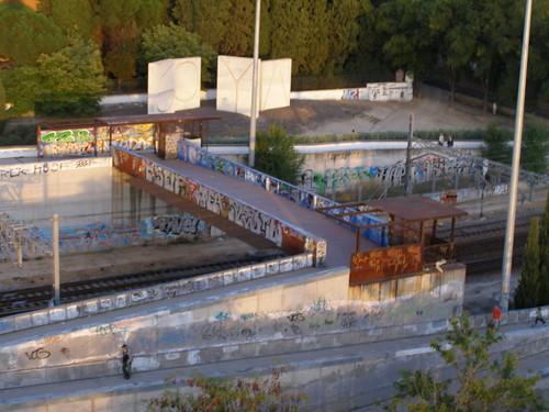 Los grafiteros respetan a GOYA (PA140066)