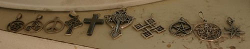reliigious pendants