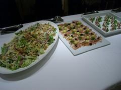 (ketou-daisuki) Tags: party food night italian ham casio insalata exilim salade salada jambon antipasto exs600 prisciutto